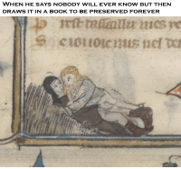 Putting the con in convent girls: WHEN HE SAYS NOBODY WILL EVER KNOW BUT THEN  DRAWS IT IN A BOOK TO BE PRESERVED FOREVER Putting the con in convent girls