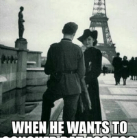ww2 france eiffeltower occupation military history: WHEN HE WANTS TO ww2 france eiffeltower occupation military history