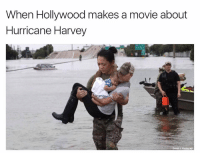 DV6: When Hollywood makes a movie about  Hurricane Harvey  David J. Phillip/AP DV6