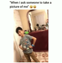 """Accurate af😂: """"When I ask someone to take a  picture of me"""" Accurate af😂"""