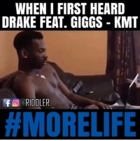 😂😂 How is that new drake album? funniest15 viralcypher funniest15seconds Created by @riddler._ Email: funniest15seconds@yahoo.com Website : www.viralcypher.com: WHEN I FIRST HEARD  DRAKE FEAT. GIGGS KMT  RIDOLER  #MORE LIFE 😂😂 How is that new drake album? funniest15 viralcypher funniest15seconds Created by @riddler._ Email: funniest15seconds@yahoo.com Website : www.viralcypher.com
