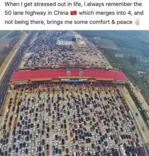 braids-and-curiosity:  alpinehell: Does china accept constructive criticism  Of the 28.500 reblogs, I swear 28.000 are people saying no : When I get stressed out in life, I always remember the  50 lane highway in China  which merges into 4, and  not being there, brings me some comfort & peace braids-and-curiosity:  alpinehell: Does china accept constructive criticism  Of the 28.500 reblogs, I swear 28.000 are people saying no