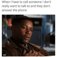 Funny, Gif, and Phone: When I have to call someone I don't  really want to talk to and they don't  answer the phone  GIF 😂😂😂🎯 funniest15 viralcypher funniest15seconds Www.viralcypher.com