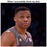 Dank Memes, Amber, and Shot: When i succesfully shoot my shot Me with Amber.