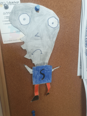 When I was a kid, I had to wear a housekey when I was on school so that I could get back into the house, so I made this to my parrents, so that that knew how i felt.: When I was a kid, I had to wear a housekey when I was on school so that I could get back into the house, so I made this to my parrents, so that that knew how i felt.