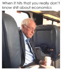 Anarchyball, Economics, and Economic: When it hits that you really don't  know shit about economics