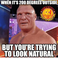 Sorry for not being active in the recent time. Gone through some stuff and life, but I'm trying my best to post as much as possible. brocklesnar wrestling prowrestling professionalwrestling meme wrestlingmemes wwememes wwe nxt raw mondaynightraw sdlive smackdownlive tna impactwrestling totalnonstopaction impactonpop boundforglory bfg xdivision njpw newjapanprowrestling roh ringofhonor luchaunderground pwg: WHEN ITS 200 DEGREES OUTSIDE  GRAUITY.FORGOT me  FOR  FOR  BUT YOUIRE TRYING  TO LOOK NATURAL Sorry for not being active in the recent time. Gone through some stuff and life, but I'm trying my best to post as much as possible. brocklesnar wrestling prowrestling professionalwrestling meme wrestlingmemes wwememes wwe nxt raw mondaynightraw sdlive smackdownlive tna impactwrestling totalnonstopaction impactonpop boundforglory bfg xdivision njpw newjapanprowrestling roh ringofhonor luchaunderground pwg