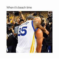 Memes, Beach, and Time: When it's beach time  ke  1.35 YES BABY YES