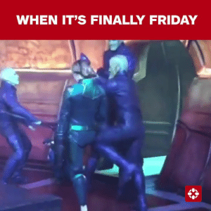 When your plans for the weekend are starting off right. Going to be playing some Division 2. Drinking some beers. Celebrating the girlfriend's brother's birthday with a big meal tomorrow. Hope you all have a great weekend. If any of you need saving... Call Batman. I busy~ - Superman  #GothamCityMemes: WHEN IT'S FINALLY FRIDAY When your plans for the weekend are starting off right. Going to be playing some Division 2. Drinking some beers. Celebrating the girlfriend's brother's birthday with a big meal tomorrow. Hope you all have a great weekend. If any of you need saving... Call Batman. I busy~ - Superman  #GothamCityMemes