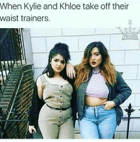 Funny, Jay, and Memes: When Kylie and Khloe take off their  waist trainers. @Regrann from @ny_eighties_baby_518 - @Dagenius_Jay33 Dagenius_Jay33 dageniuscomedy jay funny reblog retweet follow follow followme followers follower followhim followall comment comments commentbelow popular instagood iphonesia photooftheday instamood picoftheday bestoftheday instadaily igdaily instagramhub instacool me photo