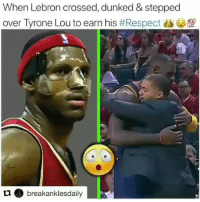 Cavs, Finals, and Memes: When Lebron crossed, dunked & stepped  over Tyrone Lou to earn his #Respect d  ロ● breakanklesda Will Tyrone Lou and LeBron win the 2018 finals?🤔 - 👉Follow @ball.thrills for more👈 - lameloball liangeloball lonzoball lavarball bigballerbrand nba nbaallstar nba2k18 nbatrade nbajersey nbakicks nbaplayoffs celtics celticsgame jaysontatum jaylenbrown bostonceltics lebronjames cavs stephencurry kd kevindurant russellwestbrook kyrieirving wow drose derrickrose minnesota
