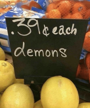 When life gives you demons: When life gives you demons