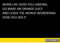 25 Best When Life Gives You Lemons Memes Give Memes When Memes