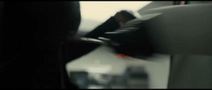When Luv kills the lieutenant in Blade Runner 2049, she cuts the lieutenant in the same way that Wallace kills the newly-born replicant—a horizontal slice across the lower abdomen. She does it this way because she has seen it be done this way.: When Luv kills the lieutenant in Blade Runner 2049, she cuts the lieutenant in the same way that Wallace kills the newly-born replicant—a horizontal slice across the lower abdomen. She does it this way because she has seen it be done this way.