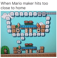 This is heavy: When Mario maker hits too  close to home  I This is heavy