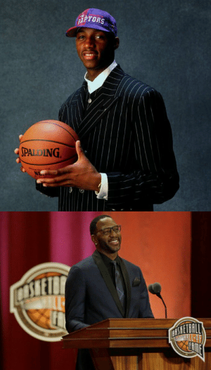 When McGrady was an 18-year-old rookie, Coach Darrell Walker said T-Mac would be out of the league in three seasons.   He played 15 and ended up in the Basketball Hall of Fame. https://t.co/FPccI8eySS: When McGrady was an 18-year-old rookie, Coach Darrell Walker said T-Mac would be out of the league in three seasons.   He played 15 and ended up in the Basketball Hall of Fame. https://t.co/FPccI8eySS