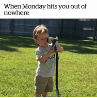 Struggle, The Struggle Is Real, and Monday: When Monday hits you out of  nowhere The struggle is real 😂