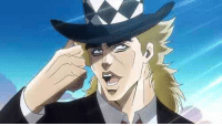 When people think Kars is the ultimate life form but it's really speedwagon: When people think Kars is the ultimate life form but it's really speedwagon