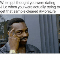 😂😂😂😂😂😂 musichumor hiphophumor pettypost pettyastheycome straightclownin hegotjokes jokesfordays itsjustjokespeople itsfunnytome funnyisfunny randomhumor drake jenniferlopez morelife thinkaboutit: When ppl thought you were dating  J-Lo when you were actually trying to  get that sample cleared 😂😂😂😂😂😂 musichumor hiphophumor pettypost pettyastheycome straightclownin hegotjokes jokesfordays itsjustjokespeople itsfunnytome funnyisfunny randomhumor drake jenniferlopez morelife thinkaboutit