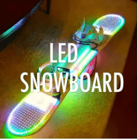 Dank, Diamond, and 🤖: When snowboarding is life but you also wanna shine bright like a diamond.