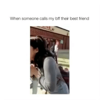 Best Friend, Bitch, and Best: When someone calls my bff their best friend stay in your lane bitch!