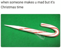 Christmas, Funny, and Time: when someone makes u mad but it's  Christmas time Merry Shankmas🎅🏻🔪