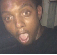 When someone tells you a secret that you've lowkey been knowing but you have to act surprised: When someone tells you a secret that you've lowkey been knowing but you have to act surprised