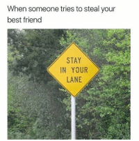 Keep your hands off my @thespeckyblonde ⛔️ Follow @thespeckyblonde @thespeckyblonde @thespeckyblonde @thespeckyblonde: When someone tries to steal your  best friend  STAY  IN YOUR  LANE Keep your hands off my @thespeckyblonde ⛔️ Follow @thespeckyblonde @thespeckyblonde @thespeckyblonde @thespeckyblonde
