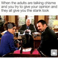 Awkward! 😂 @beinglatino 😂 Beinglatino BeLatino LatinosBeLike LatinasBeLike hispanicsBeLike LatinoProblems HispanicProblems GrowingUpHispanic GrowingUpLatino GrowingUpMexican MexicansBeLike TheStruggle FunnyAF FunnyMeme: When the adults are talking chisme  and you try to give your opinion and  they all give you the stank look Awkward! 😂 @beinglatino 😂 Beinglatino BeLatino LatinosBeLike LatinasBeLike hispanicsBeLike LatinoProblems HispanicProblems GrowingUpHispanic GrowingUpLatino GrowingUpMexican MexicansBeLike TheStruggle FunnyAF FunnyMeme