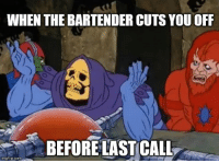 """<p>But why tho via /r/dank_meme <a href=""""http://ift.tt/2b2Q0mO"""">http://ift.tt/2b2Q0mO</a></p>: WHEN THE BARTENDER CUTS YOU OFF  BEFORE LAST CALL  imgflip.conm <p>But why tho via /r/dank_meme <a href=""""http://ift.tt/2b2Q0mO"""">http://ift.tt/2b2Q0mO</a></p>"""
