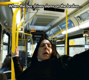 lolzandtrollz:  Always Be Prepared For This: When the bus driver slams on the brakes..  8131 lolzandtrollz:  Always Be Prepared For This