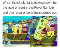 I love me some Rumble memes 🤪 ajstyles romanreigns braunstrowman sethrollins bobbylashley baroncorbin randyorton danielbryan drewmcintyre rondarousey samoajoe deanambrose beckylynch alexabliss johncena mandyrose brocklesnar reymysterio andradecienalmas shinsukenakamura finnbalor themiz royalrumble wwe wwememes wwememe wwefunny wrestlingmemes wweraw wwesmackdown: When the clock starts ticking down for  the next entrant in the Royal Rumble  and then a surprise entrant comes out  www.Bandicam.com I love me some Rumble memes 🤪 ajstyles romanreigns braunstrowman sethrollins bobbylashley baroncorbin randyorton danielbryan drewmcintyre rondarousey samoajoe deanambrose beckylynch alexabliss johncena mandyrose brocklesnar reymysterio andradecienalmas shinsukenakamura finnbalor themiz royalrumble wwe wwememes wwememe wwefunny wrestlingmemes wweraw wwesmackdown