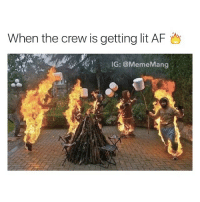 This nigga is always lit AF @theblakeryshop 🔥🔥: When the crew is getting lit AF  s IG: @Meme Mang This nigga is always lit AF @theblakeryshop 🔥🔥