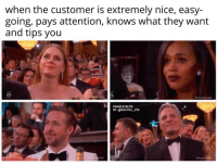 Barista, Extreme, and Custom: when the customer is extremely nice, easy-  going, pays attention, knows what they want  and tips you  BARISTALIFE  IG: @Barista Life where they at tho? BaristaLife