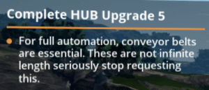 When the devs of the game had enough of players requests (Satisfactory): When the devs of the game had enough of players requests (Satisfactory)