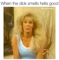 Dank, Dick, and Good: When the dick smells hella good  @tindervsreality Tag a dick sniffer 👃👃👃👃 @tindervsreality