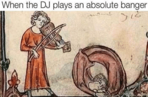 me on any any party by karmaofmyown MORE MEMES: When the DJ plays an absolute banger me on any any party by karmaofmyown MORE MEMES