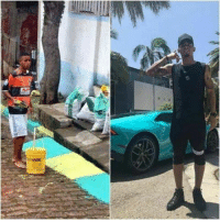 Jesus, Memes, and Squad: When the Dream Became Reality  2014: Painting the streets of Brazil before the World Cup 2016: Wins Olympic Gold for Brazil team  2018: Guaranteed place in Brazil's squad for the World Cup.   -Gabriel Jesus https://t.co/V0EC0jAoue