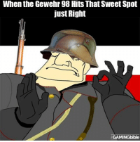 Just BF1 things: When the Gewehr 98 Hits That Sweet Spot  just Right  GAMINGbible Just BF1 things