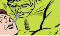 Hulk, The Hulk, and Soul: When The Hulk steals your soul