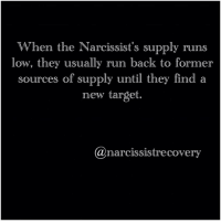 From a narcissist run 6 reasons