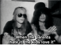 """Love, Parents, and Kids: When the parents  hate it, kids love it""""  the"""