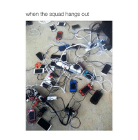 hey: when the squad hangs out hey