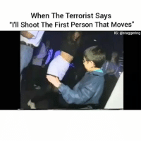 "Some nigga at the Orlando night club last year @staggering • ➫➫➫ Follow @Staggering for more funny posts daily!: When The Terrorist Says  ""I'll Shoot The First Person That Moves""  IG: a staggering Some nigga at the Orlando night club last year @staggering • ➫➫➫ Follow @Staggering for more funny posts daily!"