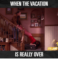 WHEN THE VACATION  TV LAND SHARE if you're trying to hang onto the vacation feeling this July 5th.