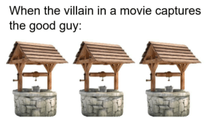 Look what we have here via /r/memes https://ift.tt/32Kx9nC: When the villain in a movie captures  the good guy Look what we have here via /r/memes https://ift.tt/32Kx9nC