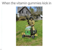 Kick, Vitamin, and When: When the vitamin gummies kick in https://t.co/YIdLZJJ9aG
