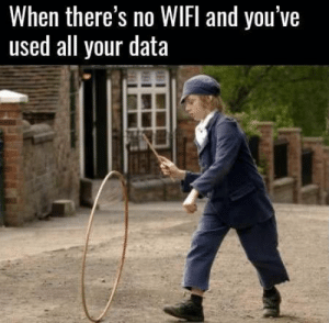 Dank, Memes, and Target: When there's no WlFI and you've  used all your data Familiar feeling by heywood_yablome_m8 MORE MEMES