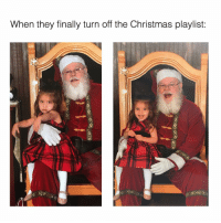 Christmas, Memes, and Time: When they finally turn off the Christmas playlist: but seriously.. it's time.