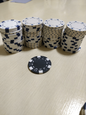 When this happens in poker: When this happens in poker